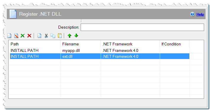 Команда Регистрация C# и VB.NET DLL